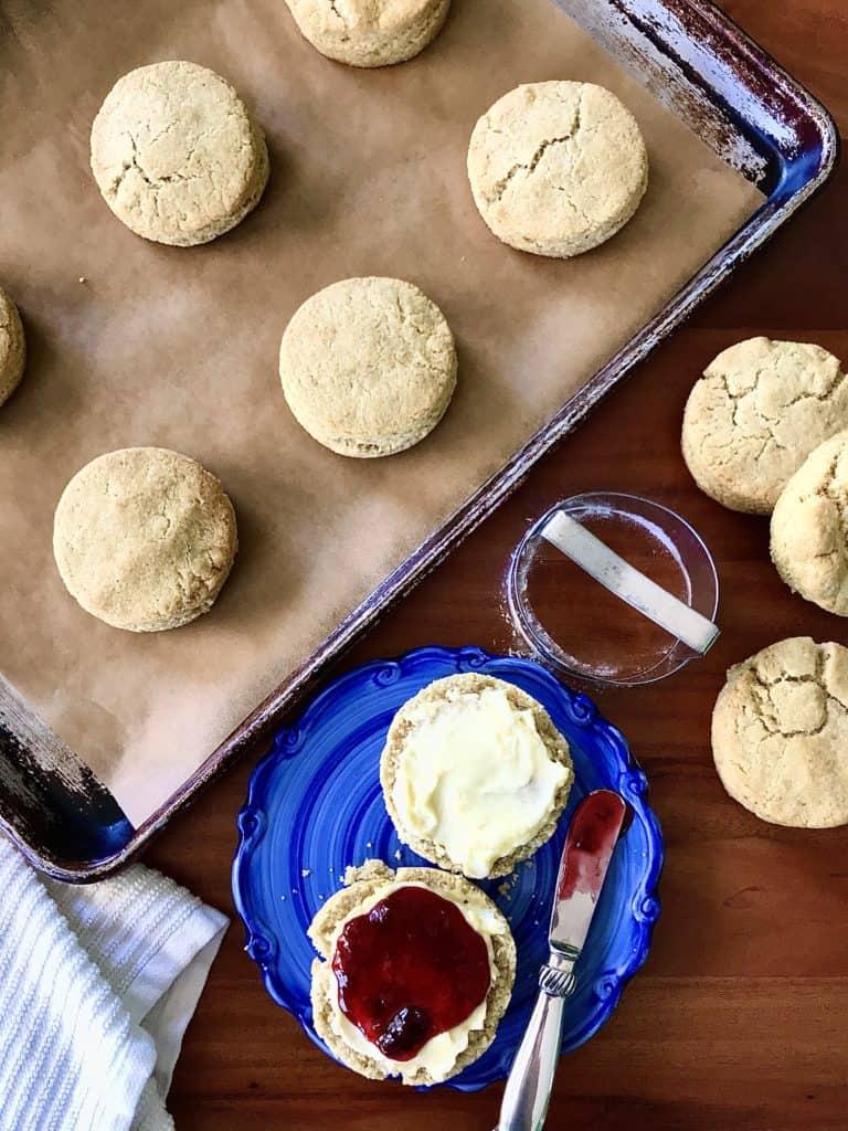 Paleo Almond Flour Biscuits Gluten Free Dairy Free Paleo Gluten Free Guy